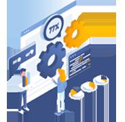 обслуживание и поддержка сайтов
